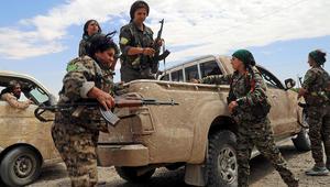 """تحالف """"قوات سوريا الديمقراطية"""" يحاصر الرقة.. وواشنطن تبحث مرحلة ما بعد تحريرها"""