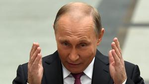 بوتين: روسيا تعزز قدرات جيش الأسد تمهيداً لسحب قواتها إلى حميميم وطرطوس