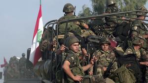 """الجيش اللبناني يقصف مواقع """"داعش"""" قرب الحدود مع سوريا"""