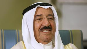 أمير الكويت يتسلم رسالة خطية من نظيره القطري