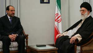 المالكي مهاجماً المملكة من إيران: السعودية وإسرائيل الراعيان الرسميان للإرهاب.. والوهابية توأم الصهيونية