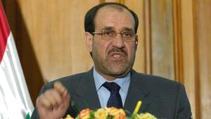 """المالكي يرد على تركيا ويؤكد ضرورة مشاركة """"الحشد"""" بالموصل"""