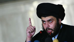 """مقتدى الصدر يصف مؤتمر الشيشان بـ""""بداية الربيع السنّي المعتدل"""" ويُشيد بشيخ الأزهر"""