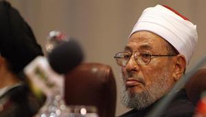 رابطة العالم الإسلامي تنهي عضوية القرضاوي بعد تصنيفه بقائمة الإرهاب