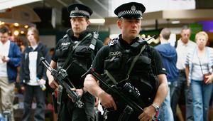 بريطانيا: محاولة اقتحام حاجز أمني بقاعدة عسكرية تأوي 3000 أمريكي