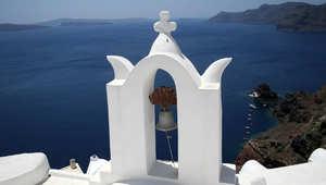 فلل على طبق من ذهب..في اليونان فقط
