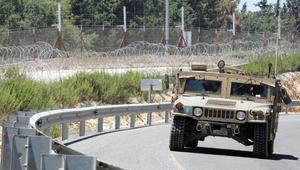 الجيش اللبناني ينفي وقوع إطلاق نار من لبنان باتجاه إسرائيل