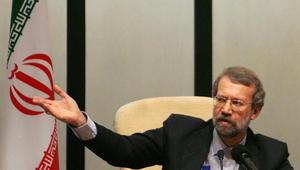 وسط اتهامات الشرق الأوسط لإيران بالتدخل في شؤون الآخرين.. لاريجاني: أمريكا تستغل الإرهاب كحجة لدس أنفها فيما لا يعنيها