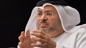 أزمة قطر.. قرقاش: زيارة أردوغان لا تحمل جديد.. وموقف تركيا