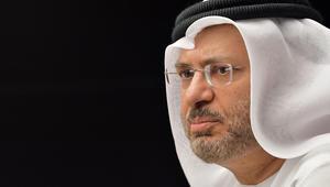 """قرقاش: قطر بددت الفرصة.. وتحاول """"دق إسفين الخلاف"""" بين السعودية والإمارات"""