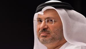 """قرقاش: فرصة فريدة من نوعها لتغيير مشروع قطر الشخصي منذ 1995.. والأزمة تتمحور حول """"دولة غنية جداً"""" تروّج للتطرف"""