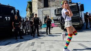 """تركيا.. الشرطة تفرق مسيرات """"فخر"""" للمثليين في إسطنبول"""