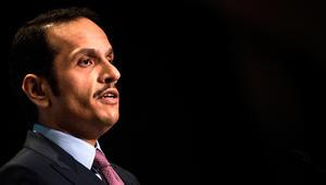 """وزير خارجية قطر: """"دول الحصار"""" لا ترغب في تبادل عقلاني للحجج"""