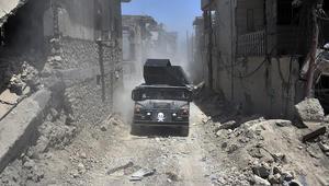 عميد بالجيش العراقي لـCNN: ضيق الشوارع وتقارب المنازل من الصعوبات بالموصل