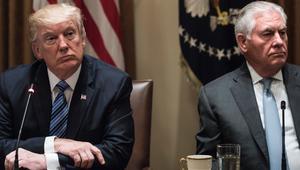 مصادر لـCNN: ريكس تيلرسون يُفكر بمغادرة إدارة ترامب