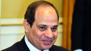 """السيسي في افتتاح """"أكبر قاعدة عسكرية بالشرق الأوسط"""": لن تستطيعوا النيل من مصر ولا من أشقائها"""