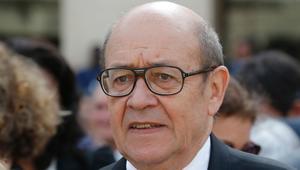 وزير الشؤون الخارجية الفرنسي يصل الدوحة ضمن جولته الخليجية لبحث أزمة قطر