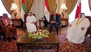اجتماع دول المقاطعة في المنامة لبحث أزمة قطر