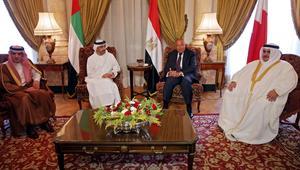 اجتماع لوزراء خارجية السعودية ومصر والإمارات والبحرين بمشاركة تيلرسون في جدة الأربعاء
