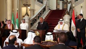 مصر تعلن موقفها من استراتيجية ترامب الجديدة تجاه إيران