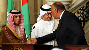 الجبير: مقاطعة قطر مستمرة.. ونأمل من تركيا التزام الحياد