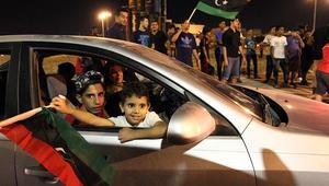 محمد بن زايد يستقبل خليفة حفتر.. ويؤكد دعم الإمارات للشعب الليبي