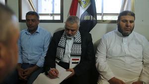 هنية يزور مصر للمرة الأولى منذ توليه قيادة حماس