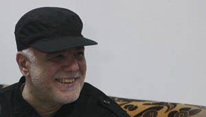 """رئيس وزراء العراق يعلن """"تحرير"""" تلعفر ومحافظة نينوى بالكامل من سيطرة داعش"""