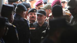 العبادي في الموصل: إعلان الانتصار العظيم مسألة وقت.. والمعركة محسومة