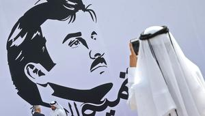 """بعد خطاب الأمير.. وسم """"كلمة تميم المجد"""" يتصدر تويتر في قطر"""