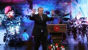 """أردوغان: """"15 يوليو"""" يوم الديمقراطية الوطنية.. والشعب لن يسمح بانقلابات جديدة"""