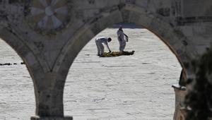 """حماس: عملية القدس رد طبيعي على """"تدنيس"""" الأقصى"""