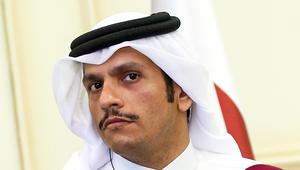 """وزير خارجية قطر: شهدنا رداً """"انتقامياً"""" بعد نصف ساعة من اتصال أمير قطر وولي العهد السعودي"""