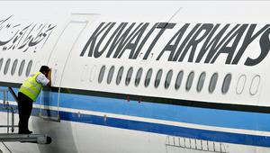 """""""صيحة تهديد"""" وإعادة فحص حقائب طائرة كويتية قبيل إقلاعها للأردن.. والداخلية: لم نتلق أي بلاغ عن قنبلة"""