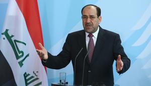"""المالكي: استثناء الحشد الشعبي من عمليات الموصل """"مؤامرة"""""""
