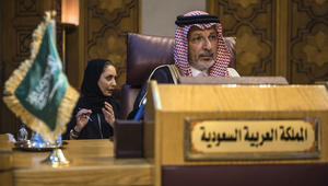 """مندوب السعودية بالجامعة العربية: وزير إيراني اتهم قطر بدعم الإرهاب.. فهل ما زالت تراها دولة """"شريفة؟"""""""