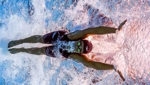 السباحة المصرية فريدة عثمان لـCNN: لم أصدق فوزي بميدالية في بطولة العالم