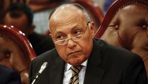 وزير خارجية مصر يهاجم الجزيرة: محمد فهمي دليل على التلاعب