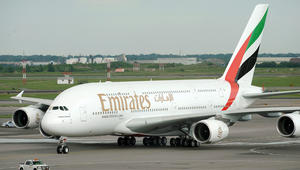 """طيران الإمارات يفوز بجائزة """"TripAdvisor"""" لأفضل طيران"""