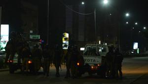 قتلى وجرحى إثر هجوم مسلح على مطعم في بوركينا فاسو