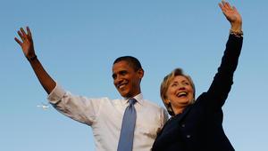 أوباما يعلن رسميا دعمه لكلينتون للرئاسة الأمريكية: لا أعتقد أن هناك شخص أكثر جدارة منها