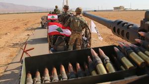 عملية لحزب الله والجيش السوري ضد داعش بالتزامن مع عملية للجيش اللبناني