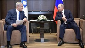 "نتنياهو لبوتين: إسرائيل ستدافع عن نفسها ضد ""تموضع"" إيران في سوريا"