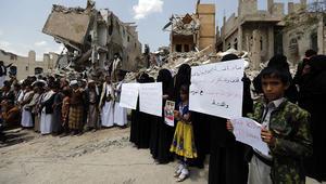 التحالف العربي عن قصف منزل في صنعاء: خطأ تقني وحادث عرضي غير مقصود