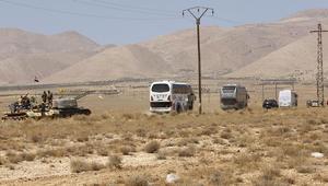 """إيران تحذر من """"كارثة إنسانية"""" بسبب """"محاصرة"""" أمريكا لقافلة """"داعش"""" في سوريا"""