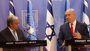 نتنياهو يتهم إيران ببناء مواقع إنتاج صواريخ في سوريا ولبنان