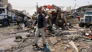 العراق: مقتل 12 وإصابة 24 بتفجير سيارة بمدينة الصدر