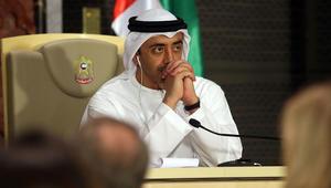 وزير خارجية الإمارات: الرياض محفوظة.. أما انت من تتبع إبليس فمن يحميك؟