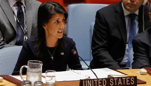 سفيرة أمريكا بمجلس الأمن: زعيم كوريا الشمالية يطلب الحرب