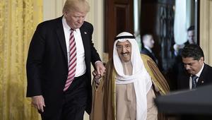 أمير الكويت: الأمل في حل الأزمة الخليجية لم ينته.. وترامب: مستعد للمساعدة